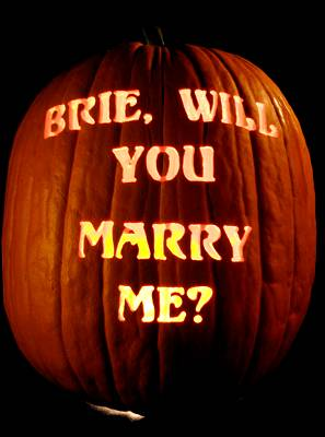 engagement ideas, proposal ideas, halloween